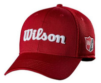 Wilson Tour Full Mesh Hat Cap Relaxed Fit Golf Baseball Color Choice WGH6100