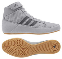 Adidas Youth Boy's Kids HVC2 Wrestling Mat Shoe Ankle Strap 3 Colors AQ3327