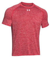 Under Armour Mens Twisted Tech Locker T-Shirt Tee UA Short Sleeve Colors 1268474
