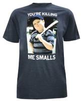 The Sandlot You're Killing Me Smalls Logo T-Shirt Tee Shirt Smalls REX-SMALLS