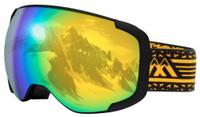 Maxx Mogul Snow Goggle Eyewear Eye Sun Protection Skiing Slopes Ski Snowboard