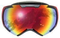 Maxx Shredder Snow Goggle Eyewear Sun Protect Skiing Slopes Ski Snowboard (Blk)