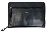 Rawlings Quagga Deluxe Rugged Portfolio Briefcase Baseball Black RO90004-001