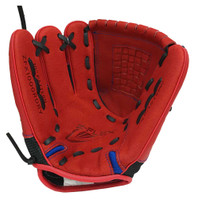 "Easton Youth 10"" ZFX Utility Baseball Ball Glove Full Woven Web ZFX1000RDRY LHT"