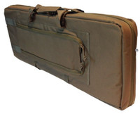 "DDT Double Rifle Case Gun Carrier 50"" x 14"" Tactical Military 2 Colors DDT-313"