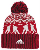 Adidas Men's NHL Chicago Blackhawks Stocking Knit Hat Beanie Winter Red 11FIZ