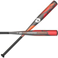 Demarini USA Uprising (-10) USA Youth Baseball Bat 2.5 Barrel Balanced WTDXUPL18
