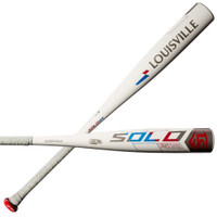 Louisville Slugger Solo 619X (-10) Baseball Bat 2 3/4 Senior USSSA WTLSLS619X10