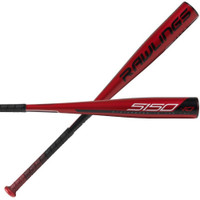 Rawlings 5150 Alloy USA (-10) Youth Baseball Bat US9510