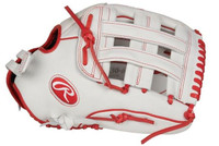 "Rawlings Fastpitch Softball 13"" Liberty Advanced Outfield Glove RHT RLA130-6W"