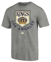 Adidas Men's Los Angeles Kings NHL Hockey League Tee Shirt Heritage LK16HOY
