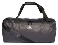 Adidas Convertible Training Duffel To Backpack Sport Equipment Travel Bag DM7780