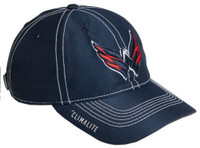 Adidas NHL Hockey Washington Capitals Cap Hat Slouch Dobby ADJ Climalite CY1142