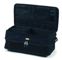 "Samsonite Trunk Locker Organizer Golf Bag Lockerroom Travel 24"" x 14"" Black 615"