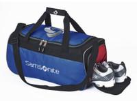 Samsonite To The Club Duffel Duffle Golf Bag Gym Workout Travel Weekender 625