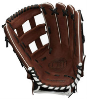 "Easton El Jefe Series Slowpitch Softball 14"" Glove Mitt Fielding EJ1400SP RHT"