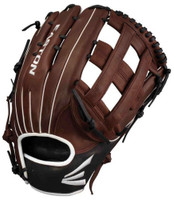 "Easton El Jefe Series Slowpitch Softball 13"" Glove Mitt Fielding EJ1300SP RHT"