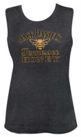 Jack Daniels Women's JD #7 Sour Mash Whiskey Graphic Tee T-Shirt 15361414JD-79