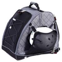 Athalon Adult Heated Ski Snowboard Boot Helmet Bag Backpack Downhill Skiing