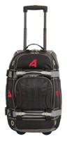 "Athalon 22"" Wheeled Equipment Duffel Ski Boot Helmet Bag Skiing Duffle Black"