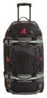 "Athalon 33"" Wheeled Equipment Duffel Ski Boot Helmet Bag Skiing Duffle Black"