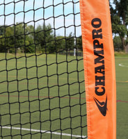 Champro 20' x 8' Barrier Net Catch Loose Balls Baseball/Softball Orange NLB