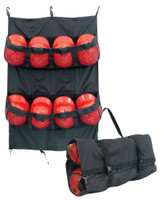 Champro 8 Helmet Fence Carry Hang Storage Bag Baseball/Softball Black E21B