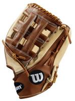 """Wilson A2K 1721 Pro Stock Baseball Glove Mitt Infield 12"""" (Right Hand Throw)"""