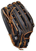 Wilson A2K 1775 Superskin Baseball Glove Mitt Outfield 12.75 (Right Hand Throw)