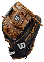 Wilson A2K 1786 Superskin Baseball Glove Mitt Infield 11.5 (Right Hand Throw)