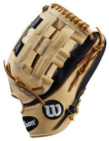 Wilson A2K 1799 Pro Stock Baseball Glove Mitt Outfield 12.75 (LEFT HAND THROW)