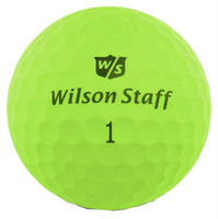 Wilson Staff Duo Optix Golf Balls (12 Balls) Soft 29 Compression Golfing Green