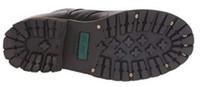 "AdTec Mens 9"" Logger Steel Toe Work Boot Full-Grain Leather Job Site Black 1439"
