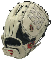 "Players Brand Pro 12.5"" Glove Mitt Fastpitch Softball Closed-Web Phantom RHT"