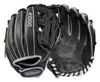 """Wilson Fastpitch Softball 12"""" Glove Mitt Infield A1000 2019 Dual Post Web RHT"""