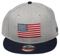 Easton Hometown Hero 9Fifty USA Flag Hat Baseball Cap Adjustable United States