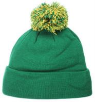 Zephyr Hats University of Oregon Ducks w/Scarf Knit Hat NCAA College Beanie Cap