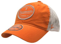 Zephyr University of Tennessee Knoxville Lager Go Vols Hat Baseball Cap Mesh