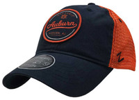 Zephyr Auburn University Lager War Eagle Hat Baseball Cap AU Alabama AL Mesh
