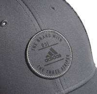 Adidas Men's Reaction Stretch Fit Hat Trucker Baseball Cap Mesh Snapback Gray