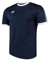 Umbro Diamond Poly SS Tee Athletic Performance Training T Shirt UUM1UAPV