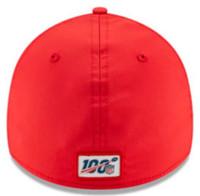 New Era Men's Kansas City Chiefs Cap Hat Sideline Home NFL Football 100 Season
