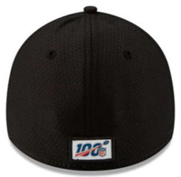 New Era Men's Carolina Panthers Cap Hat Sideline Home NFL ONF19SL 100 Season