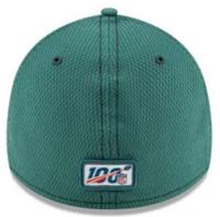 New Era Men's Philadelphia Eagles Cap Hat Sideline Road NFL Football 100 Season