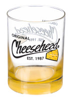 Original Cheesehead Gradient Finish Old Fashion Glass - 12 oz. 3DOF5070