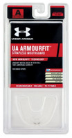 Under Armour Adult Armourfit Mouthguard w/Strap 12+ All Sport (Clear, Adult)
