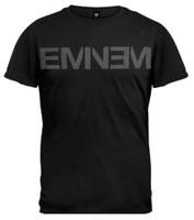 Eminem New Logo T-Shirt Band Tour Rapper Adult Tee Musician Concert 11601067