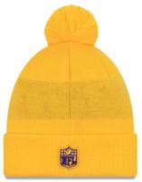 New Era 2019 NFL Minnesota Vikings Cuff Knit Hat REV Road Beanie Stocking Cap