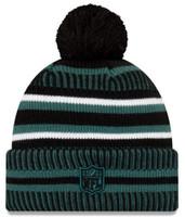 New Era 2019 NFL Philadelphia Eagles Cuff Knit Hat REV Home Beanie Stocking Cap