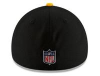 New Era Pittsburgh Steelers Baseball Cap Hat NFL 2017 Sideline 39Thirty 11462114